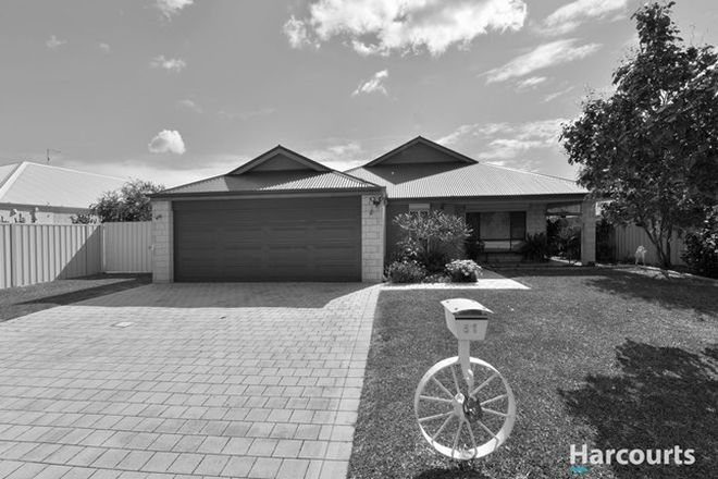 Picture of 61 Nancarrow Way, RAVENSWOOD WA 6208