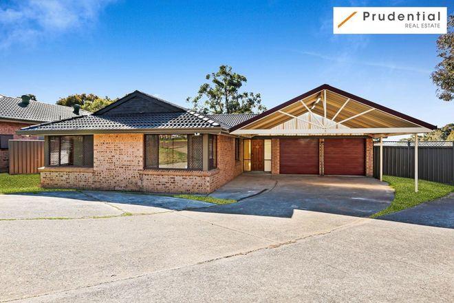 Picture of 9 Maroubra Crescent, WOODBINE NSW 2560