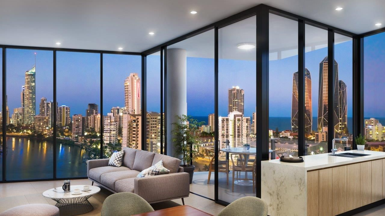 707/17 Cannes Ave, Surfers Paradise QLD 4217, Image 0