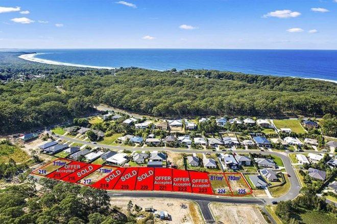 Picture of Lot 215 Swordfish Drive, VALLA BEACH NSW 2448