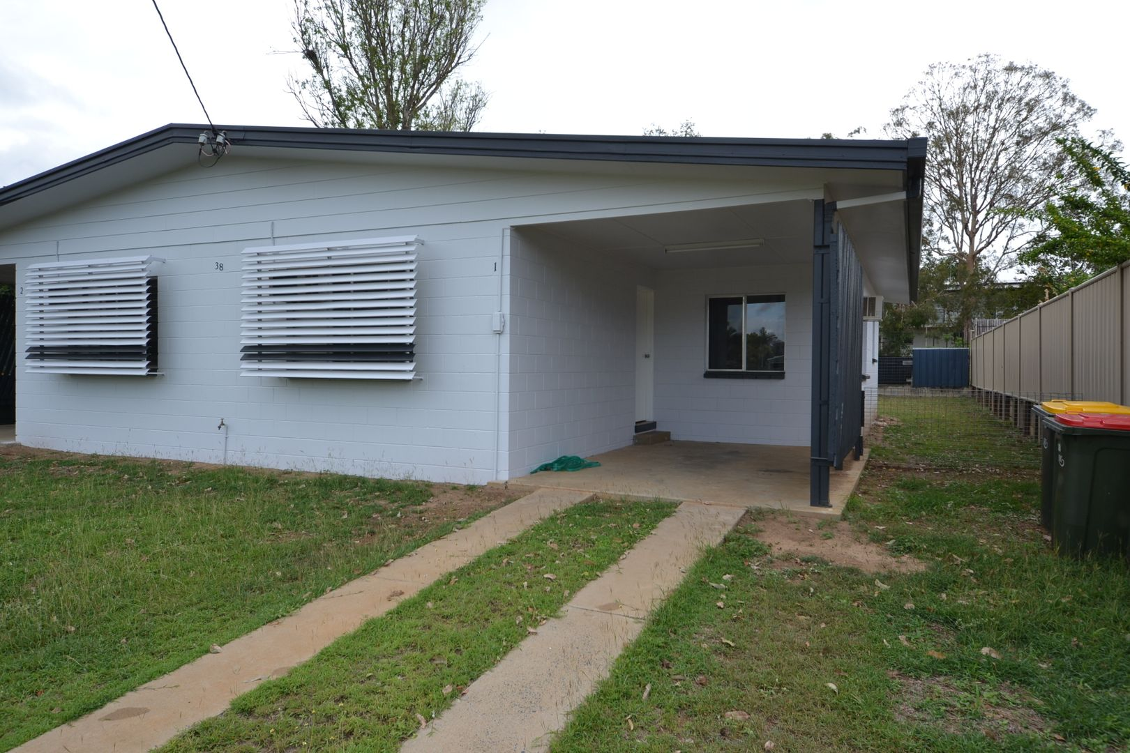 1 And 2/38 Arthur St, Gracemere QLD 4702, Image 1