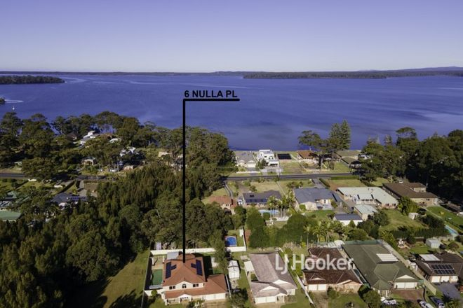 Picture of 6 Nulla Place, ST GEORGES BASIN NSW 2540