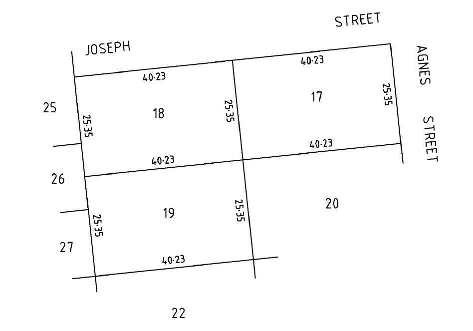 Lot 18/19 Josephs Street (Agnes Road), Collinsfield SA 5555, Image 2