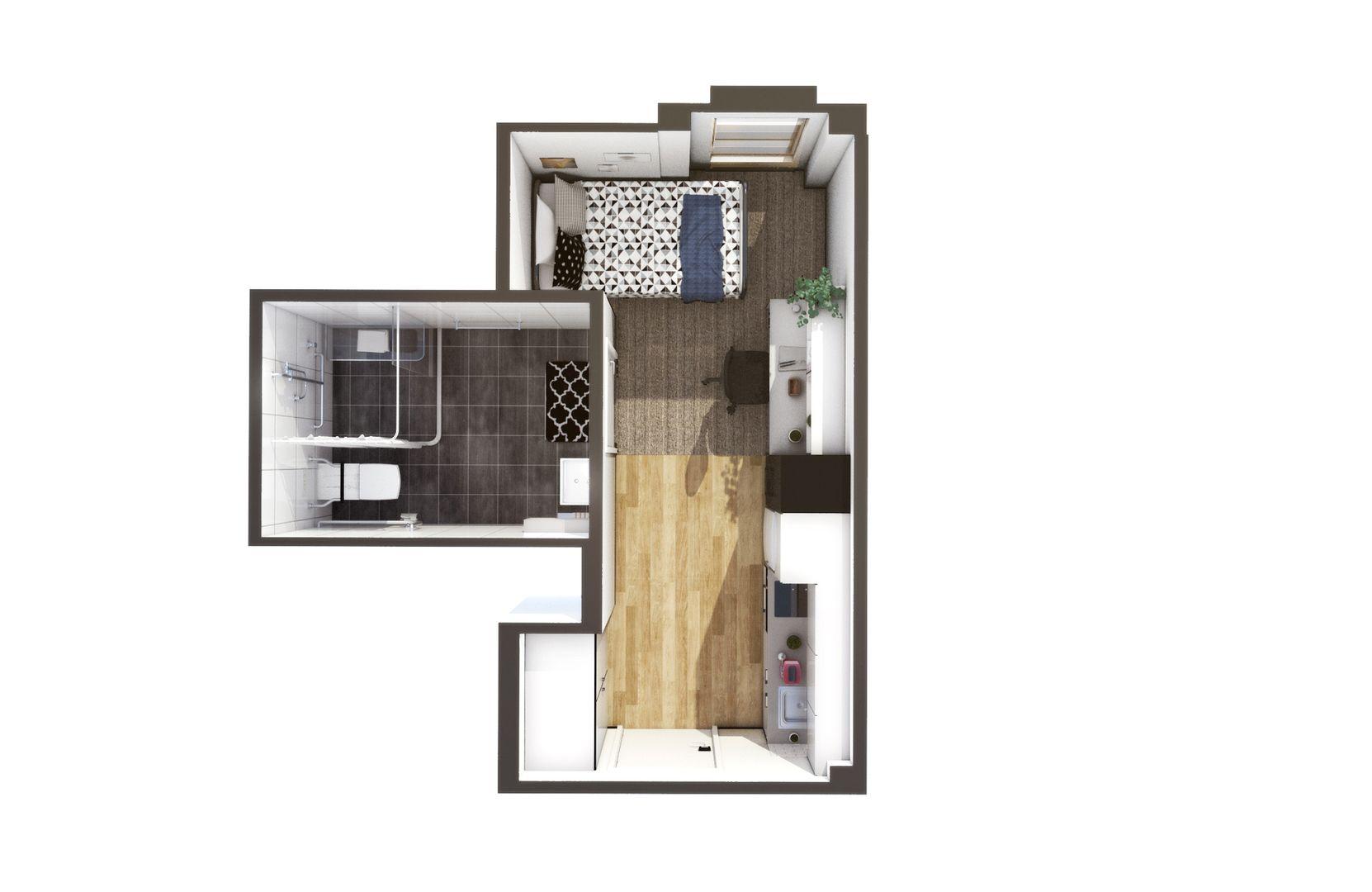 439/105 Gray Street, Adelaide SA 5000, Image 0