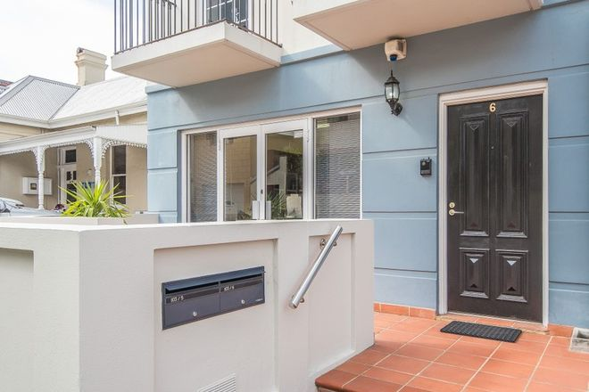 Picture of 6/103 Colin Street, WEST PERTH WA 6005