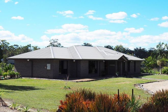 Picture of 428 Old Gayndah Road, DUNMORA QLD 4650