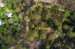 Picture of 129 Old Farm Road, Pullenvale QLD 4069