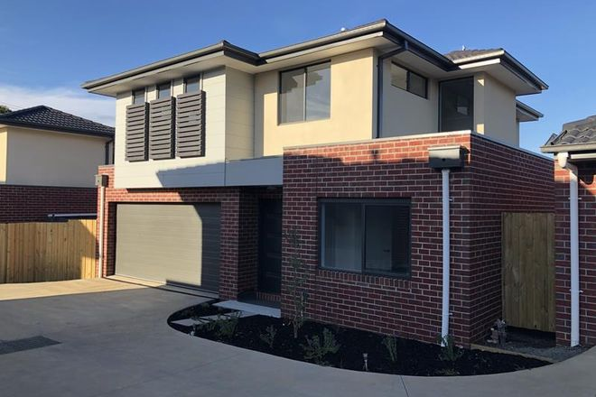 Picture of 7/44 Sinclair Road, BAYSWATER VIC 3153
