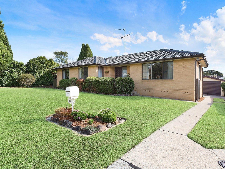34 MacIntyre Crescent, Ruse NSW 2560, Image 0