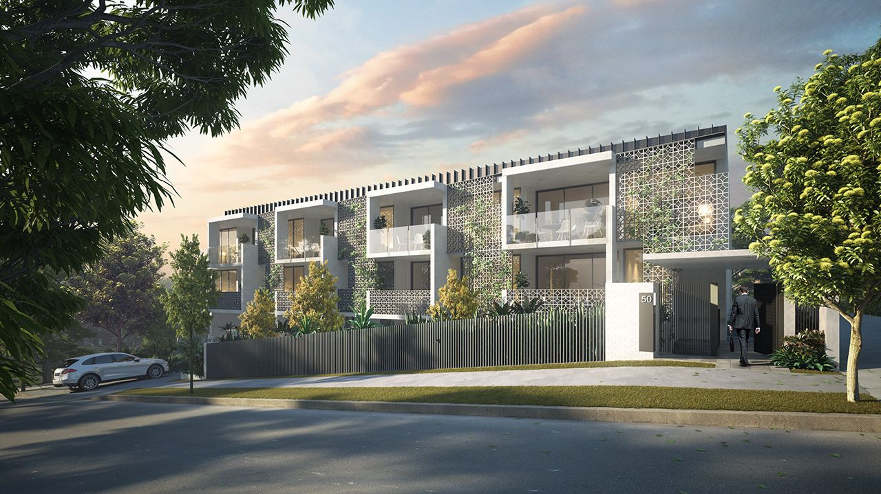 205/50 Garden Terrace, Newmarket QLD 4051, Image 1