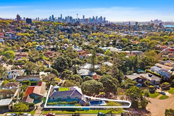 Picture of 25 Streatfield Road, BELLEVUE HILL NSW 2023