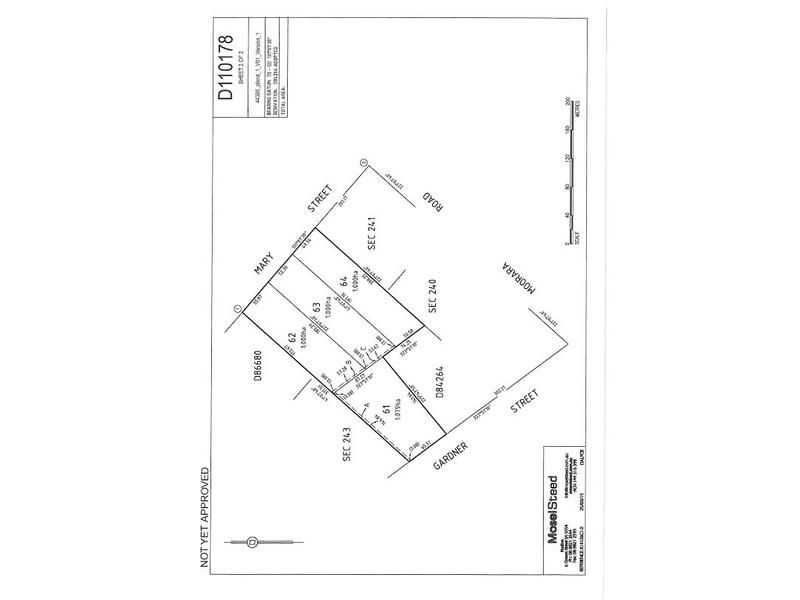 Lot 62 Mary Street, Price SA 5570, Image 1