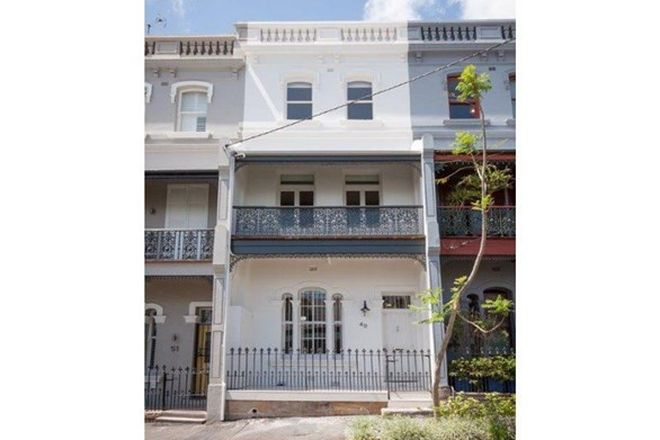 Picture of 49 Elizabeth Street, PADDINGTON NSW 2021