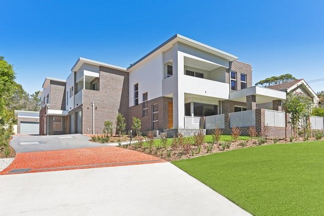 Picture of 3/308 Forest Road, KIRRAWEE NSW 2232