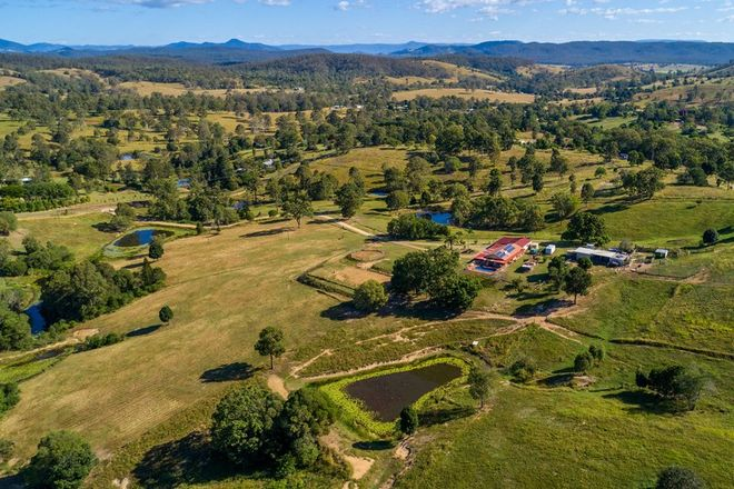 Picture of 93 Bill James Road, CHATSWORTH QLD 4570