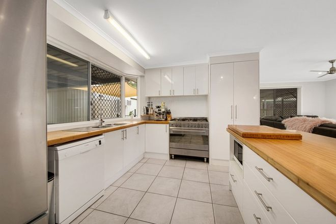 Picture of 18 Woollybutt Street, NEW AUCKLAND QLD 4680