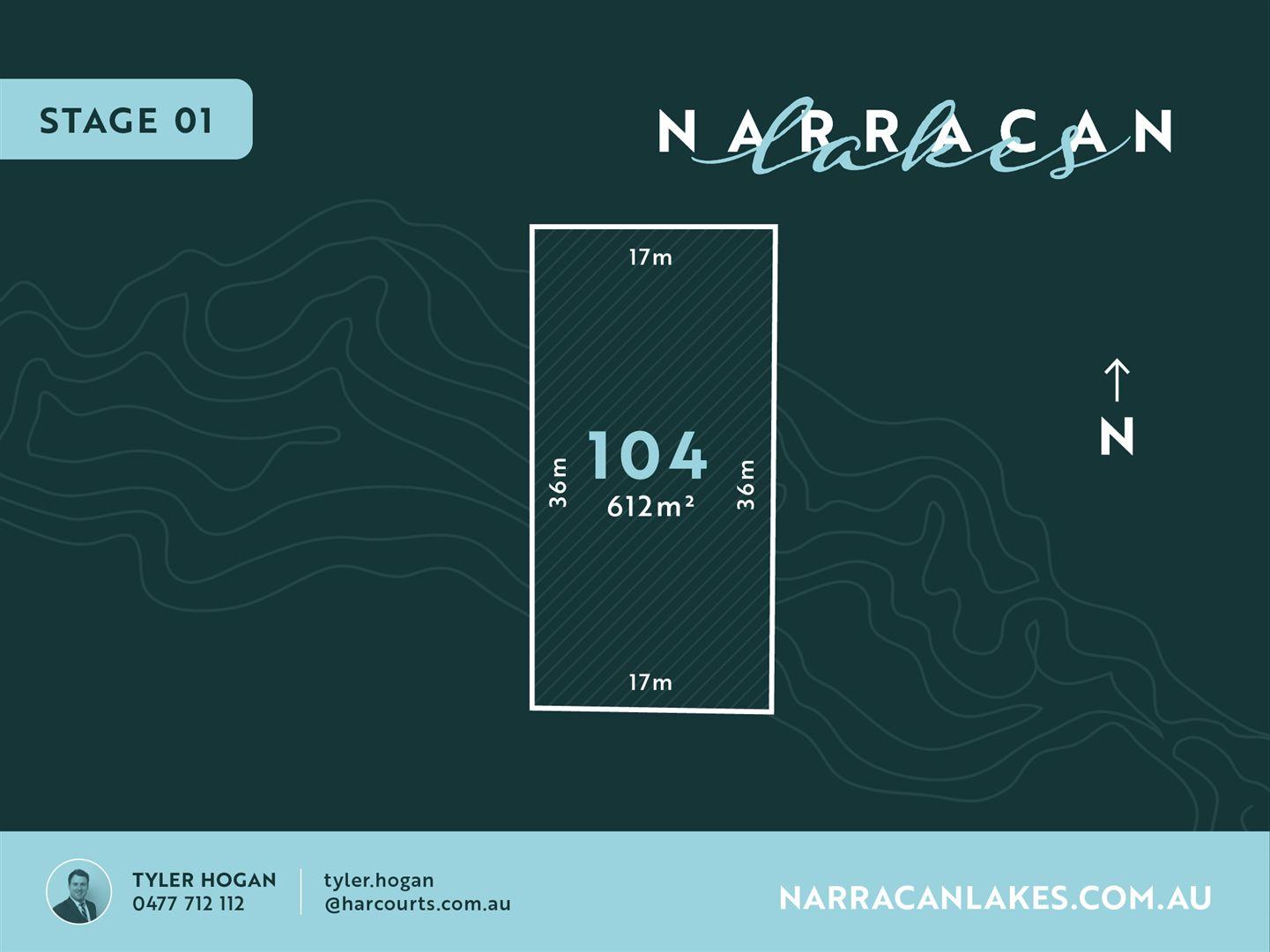 Lot 104 Narracan Lakes, Newborough VIC 3825, Image 0