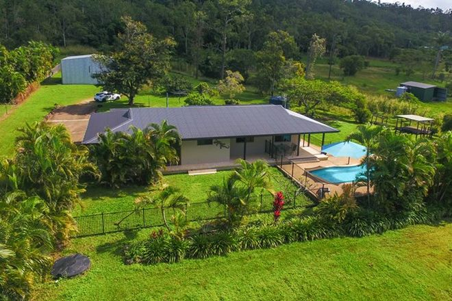 Picture of 571 Strathdickie Road, STRATHDICKIE QLD 4800