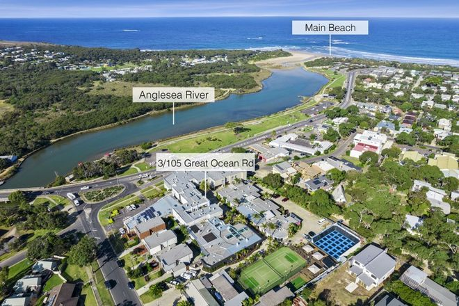 Picture of 3/105 GREAT OCEAN ROAD, ANGLESEA VIC 3230