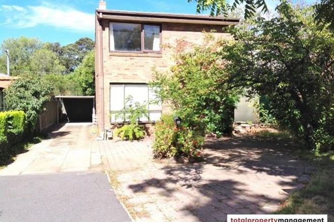 Picture of 34 Lowanna Street, BRADDON ACT 2612