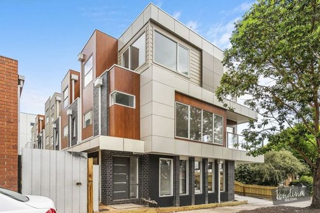 Picture of 3/1A Service Street, ESSENDON NORTH VIC 3041