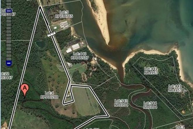 Picture of 116 Fig Tree Beach Road, MIDGEREE BAR QLD 4852