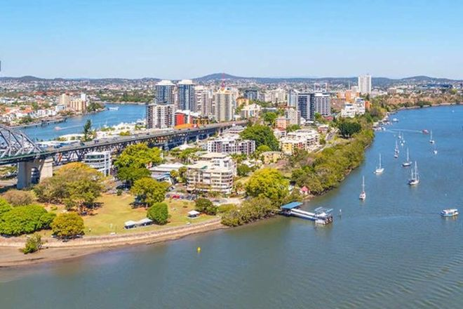 Picture of 284/30 Macrossan St, BRISBANE CITY QLD 4000