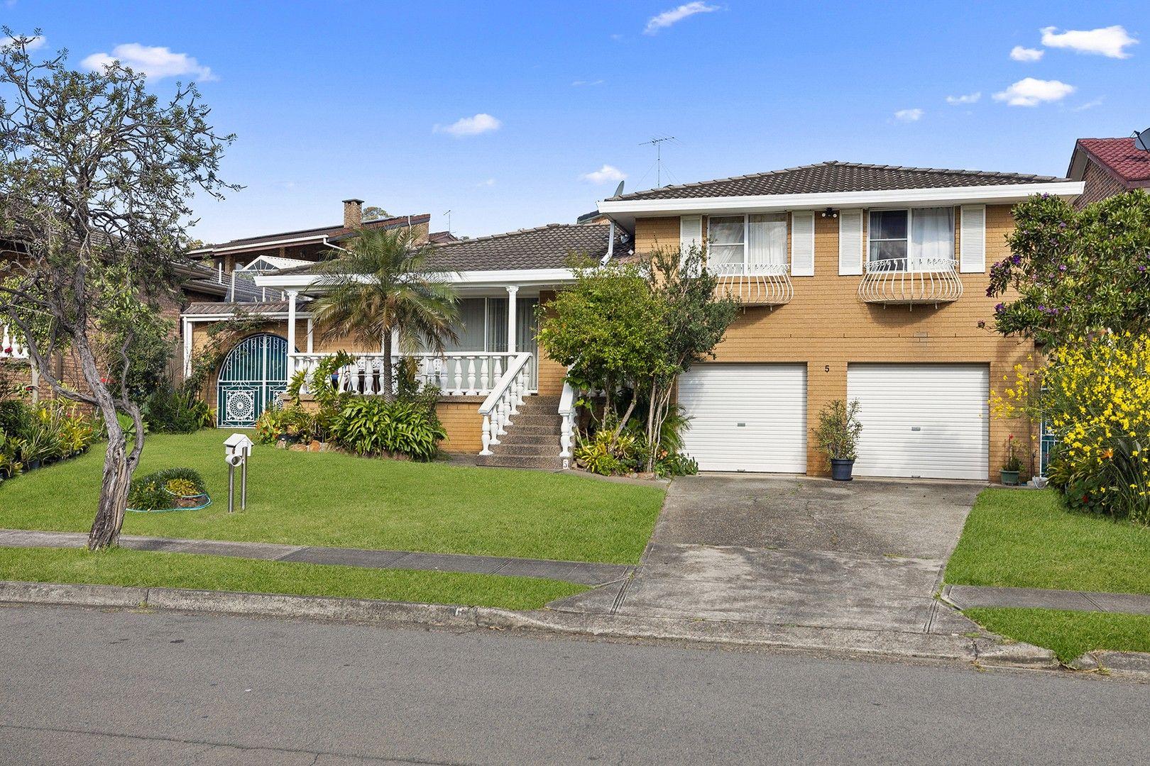 5 Curran Street, Prairiewood NSW 2176, Image 0