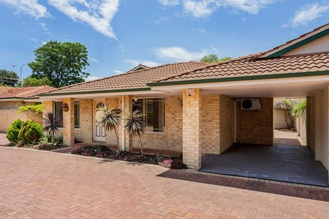 Picture of 2/60 Vahland Avenue, RIVERTON WA 6148
