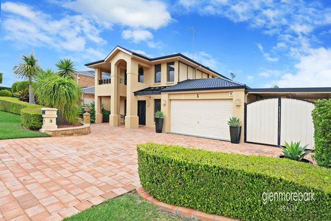 Picture of 3 Langley Avenue, GLENMORE PARK NSW 2745