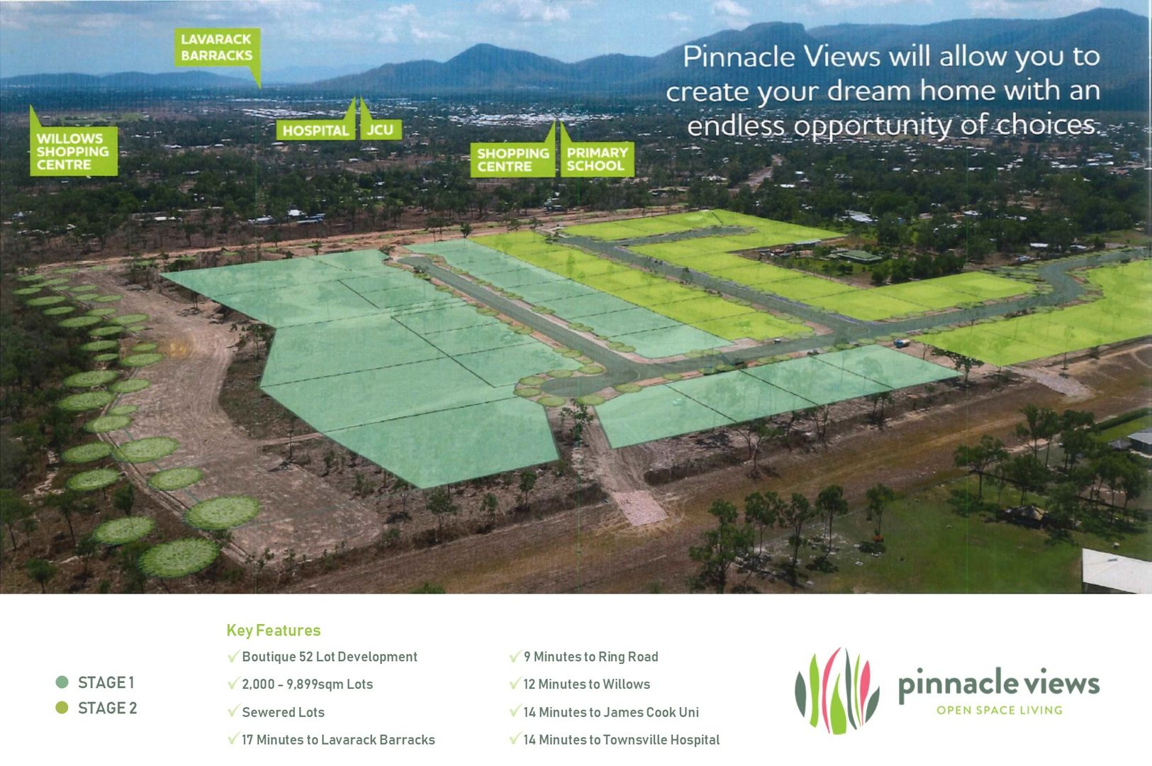 Lot 14 Pinnacle Views, Kelso QLD 4815, Image 0