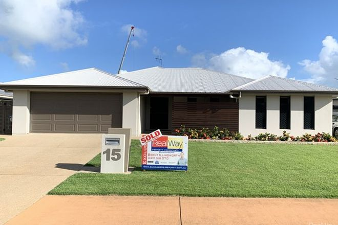 Picture of 15 Sergiacomi Drive, KALKIE QLD 4670