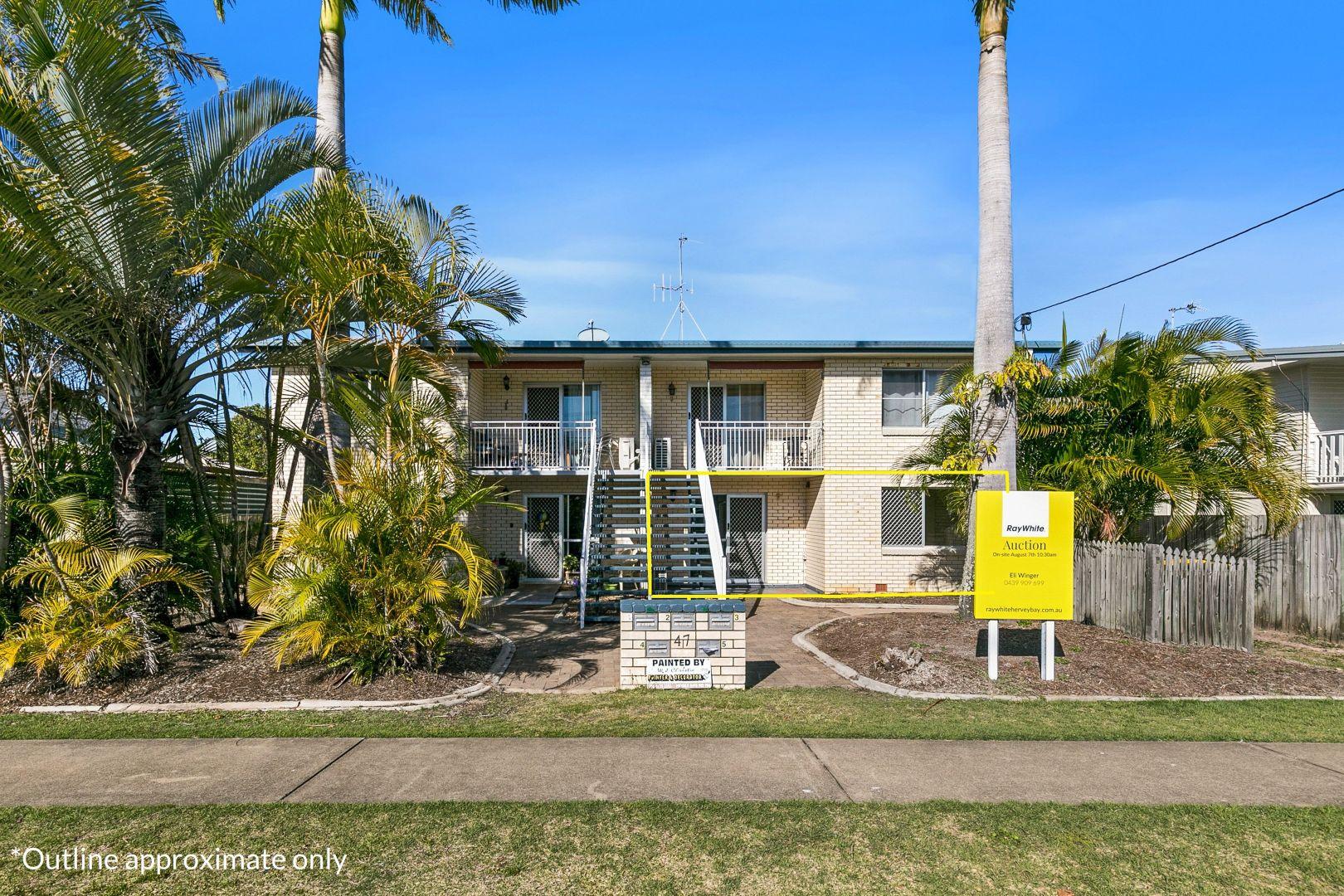 1/47 Truro Street, Torquay QLD 4655, Image 1