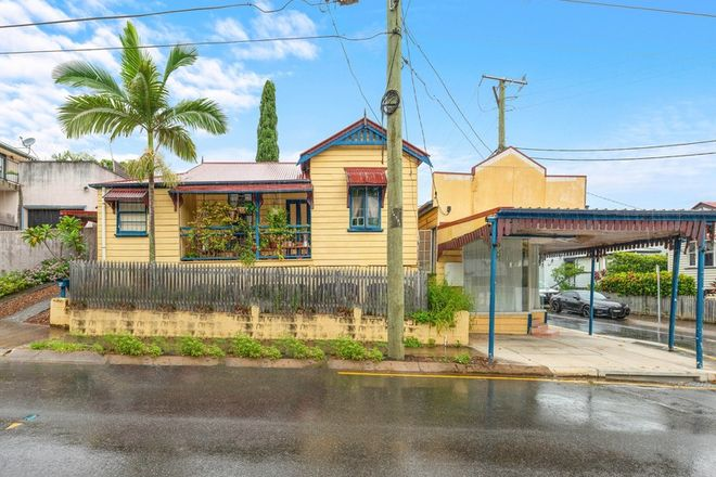 Picture of 50 Baynes Street, HIGHGATE HILL QLD 4101