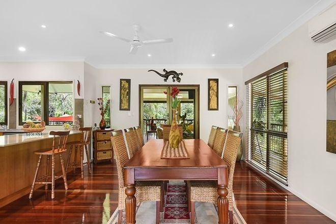 Picture of 9 Mount Cradle Court, ALLIGATOR CREEK QLD 4816