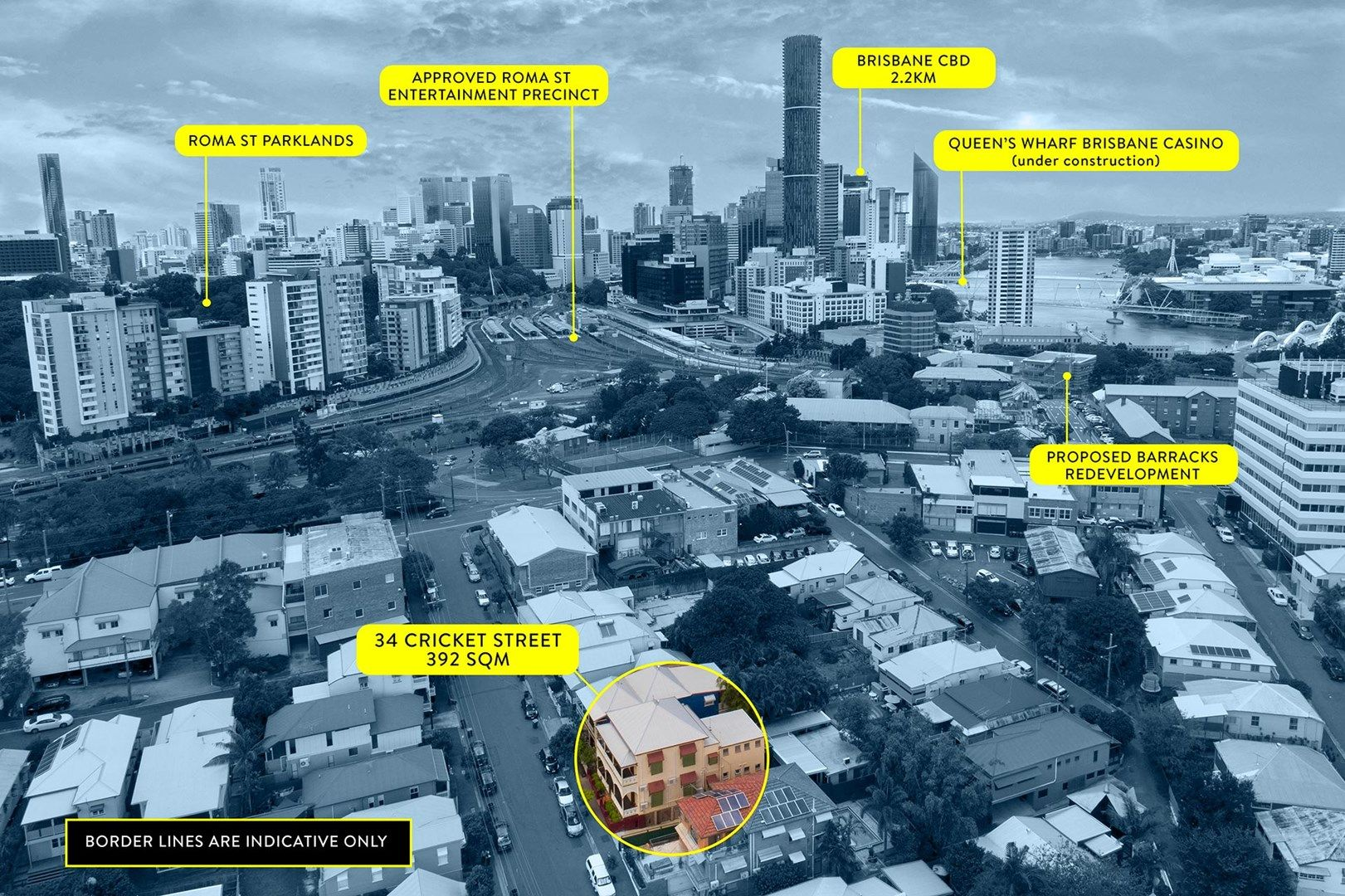34 Cricket St, Petrie Terrace QLD 4000, Image 0