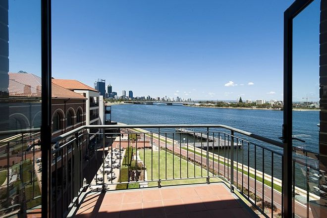 Picture of 301/173 Mounts Bay Road, PERTH WA 6000