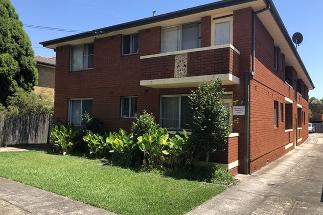 Picture of 2/7 North  Parade, CAMPSIE NSW 2194