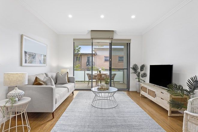 Picture of 43/41 Roseberry Street, MANLY VALE NSW 2093