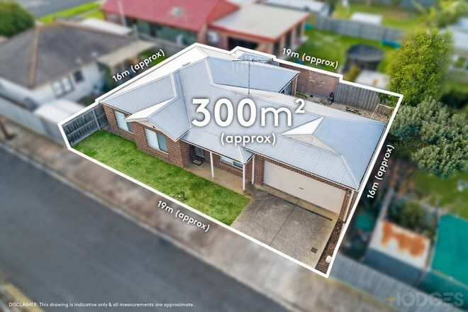 Picture of 3 Adzar Road, NEWCOMB VIC 3219