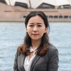 Monica He, Sales representative