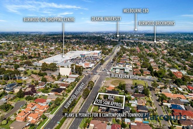 Picture of 229 Burwood Highway, BURWOOD EAST VIC 3151