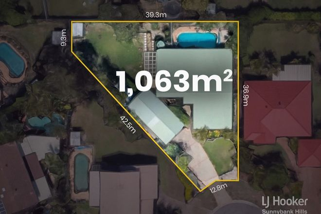 Picture of 17 Madrid Court, WISHART QLD 4122