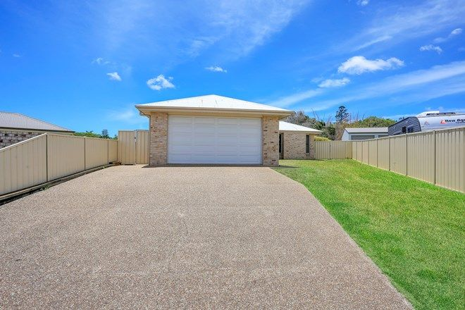 Picture of 11 Studholme Court, KALKIE QLD 4670