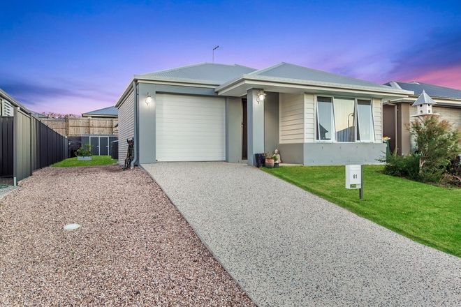 Picture of 61 Homevale Drive, SOUTH RIPLEY QLD 4306