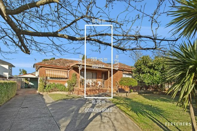 Picture of 120 Dorking Road, BOX HILL NORTH VIC 3129