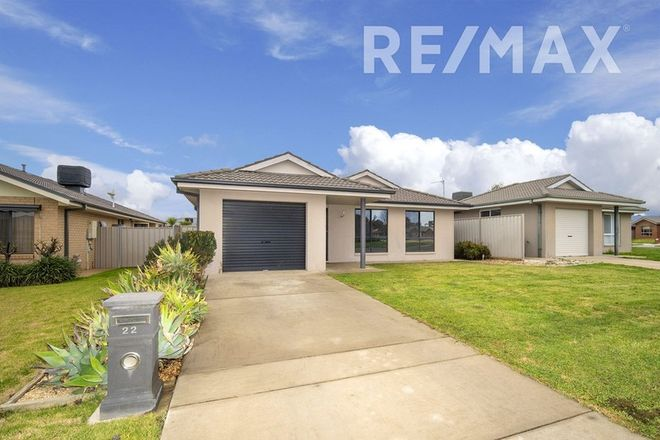 Picture of 22 Womboin Crescent, GLENFIELD PARK NSW 2650
