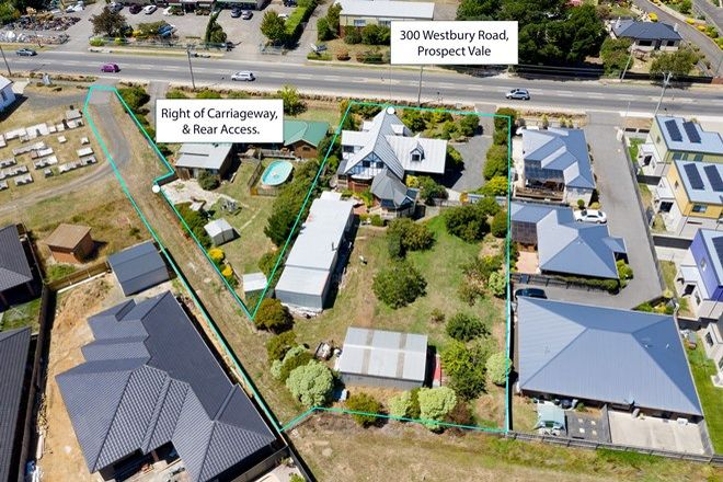 Picture of 300 Westbury Road, PROSPECT VALE TAS 7250