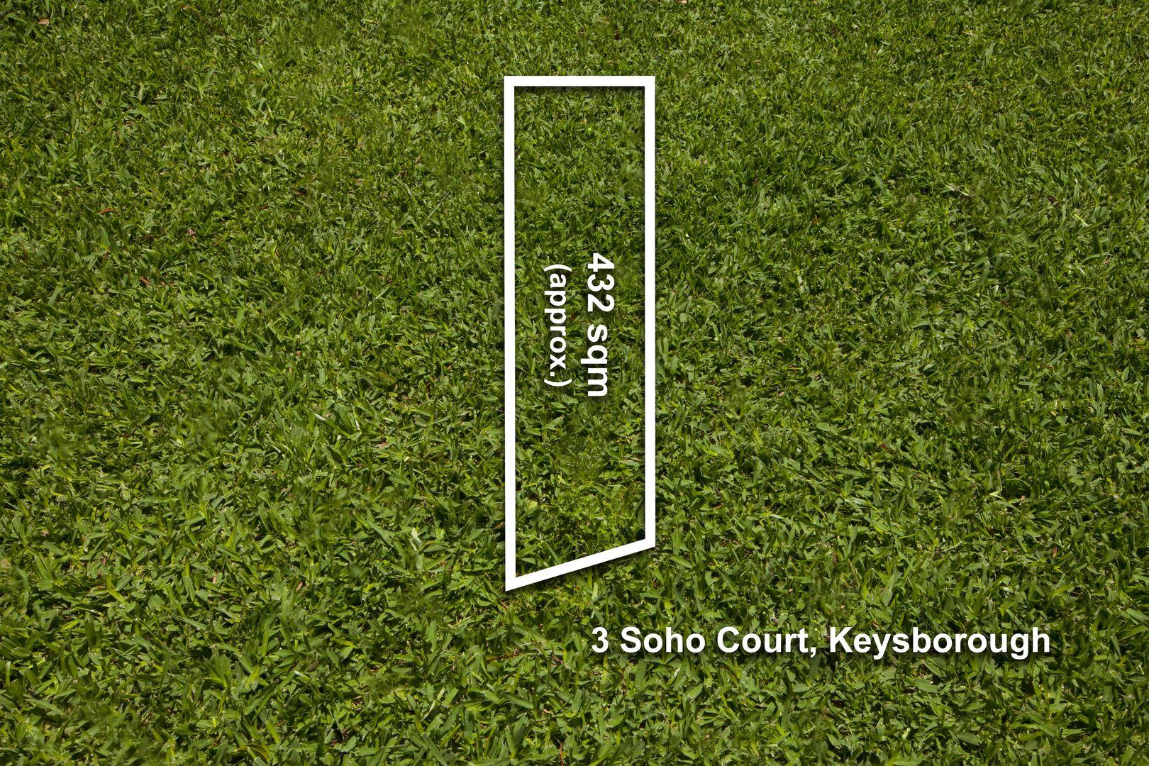 3 & 5 Soho Court, Keysborough VIC 3173, Image 1