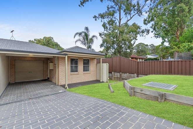 Picture of 71A & B Grose Vale Road, NORTH RICHMOND NSW 2754